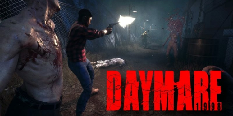 Terinspirasi Dari Resident Evil, Game Daymer 1998 Telah Resmi Dirilis Hari Ini! Gamedaim