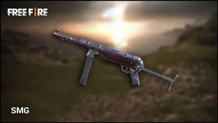 Tips Jitu Menggunakan Senjata Mp40 Di Free Fire Gamedaim Com