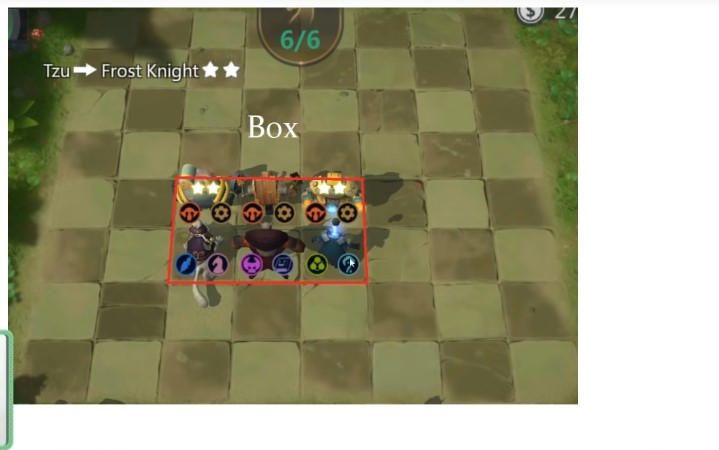 Tips Mengatur Posisi Dan Formasi Di Auto Chess Box