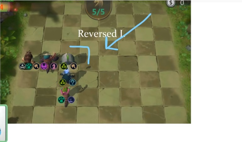 Tips Mengatur Posisi Dan Formasi Di Auto Chess Reverse L
