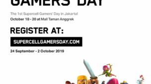Supercell Gamers Day