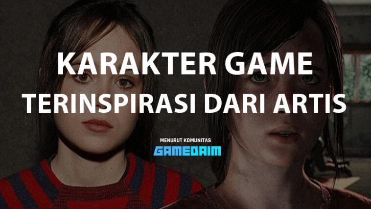 5 Karakter Game Yang Terinspirasi Dari Selebritis Dunia! Gamedaim