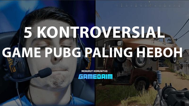 5 Kontroversi Game PUBG Paling Heboh, Shroud Kena Banned Gamedaim
