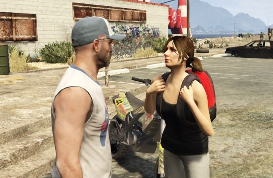 5 Rahasia Terselubung Di GTA V Ada Komunitas Kanibal Kutukan Ursula