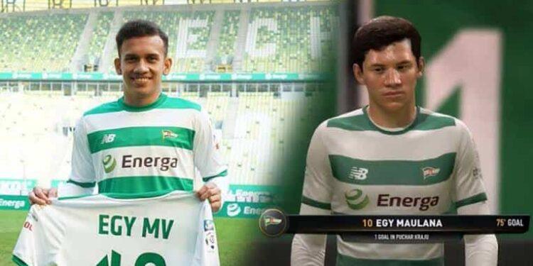 Egy MV, Pemain Sepakbola Indonesia Masuk Sebagai Salah Satu Pemain Di FIFA 20! Gamedaim