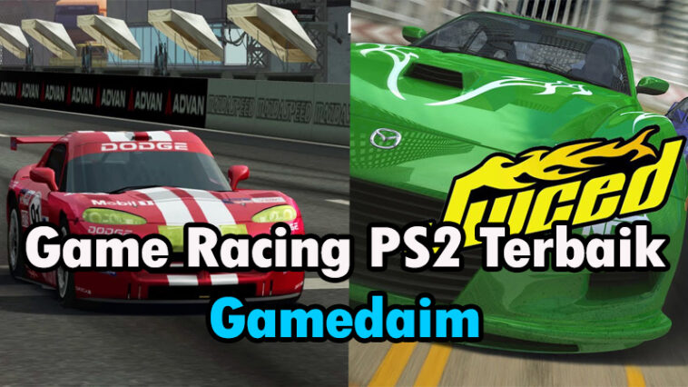 Game Racing PS2 Terbaik Gamedaim