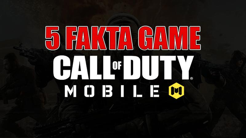 Inilah 5 Fakta Game Call Of Duty Mobile, Pay To Win Gamedaim