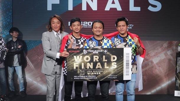 Juara Di Asia Tenggara Pemain PES Berusia 16 Tahun Ini Dapat Bonus 40 Juta Rupiah