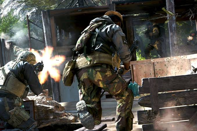 Klarifikasi Infinity Ward Storage Game Call Of Duty Modern Warfare Tidak Sampai 175 GB
