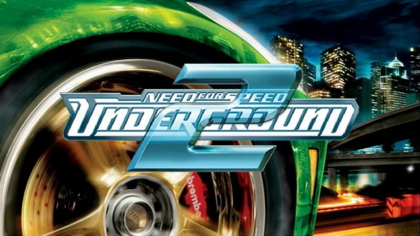 Need for Speed: Underground 2 - Game Racing PS2