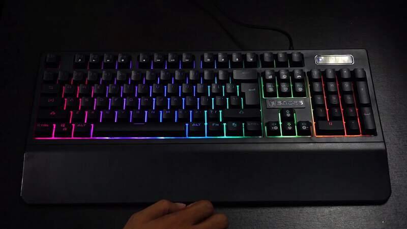 Rekomendasi Keyboard Murah Dibawah 500 Ribu Sades Spearwolf