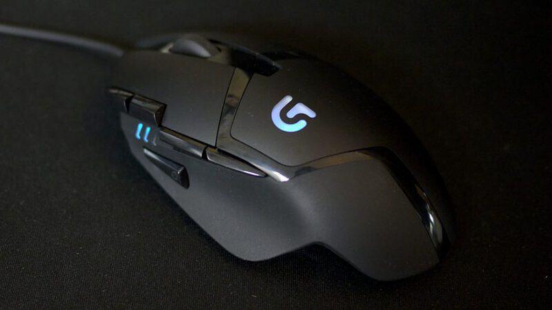Rekomendasi Mouse Gaming Dibawah 1 Juta Logitech G402