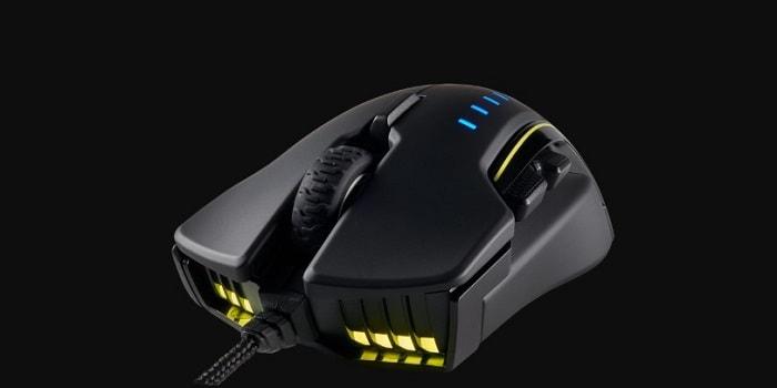 Rekomendasi Mouse Gaming Dibawah 2 Juta Corsair Glave RGB