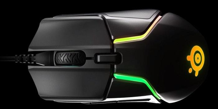 Rekomendasi Mouse Gaming Dibawah 2 Juta SteelSeries 600