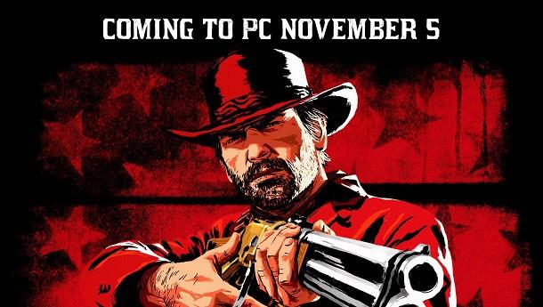 Rockstar Games Resmi Umumkan Red Dead Redemption 2 Untuk Platform PC! Gamedaim