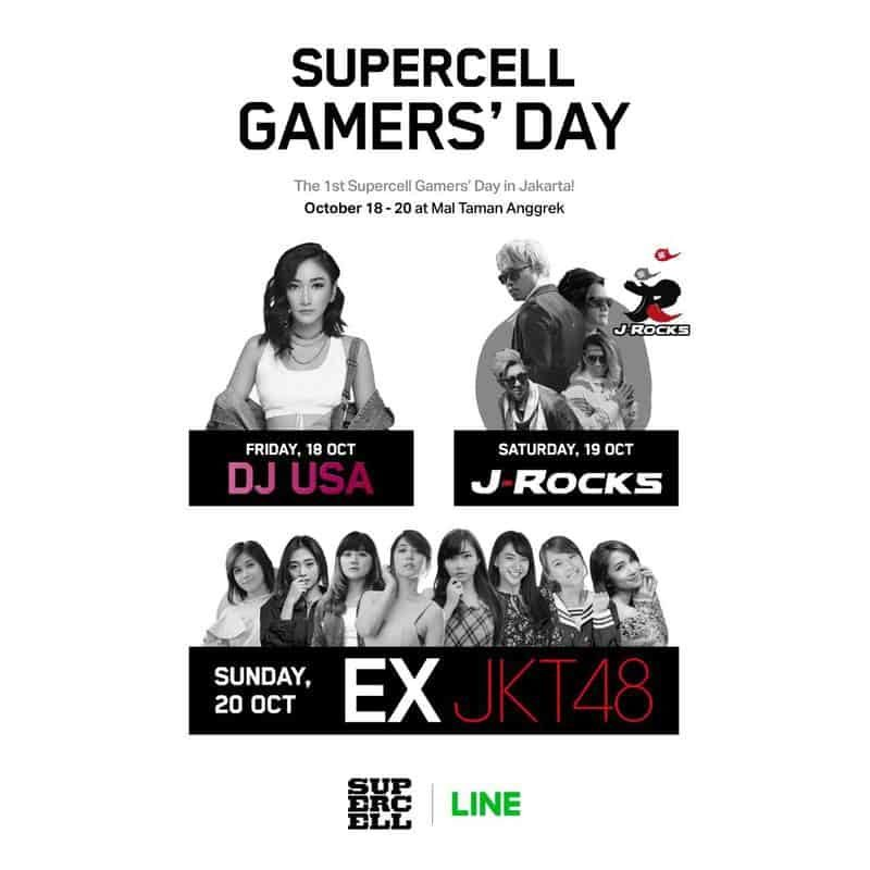 SUPERCELL Gamers Day 2