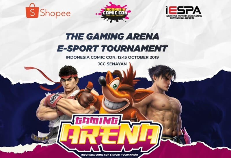 Iespa Gaming Arena Icc