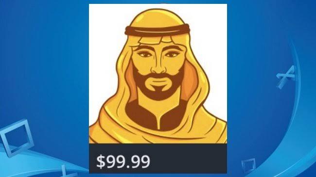 Khusus Sultan Ada Avatar Yang Bisa Kalian Beli Seharga 1 Juta Rupiah Di PSN