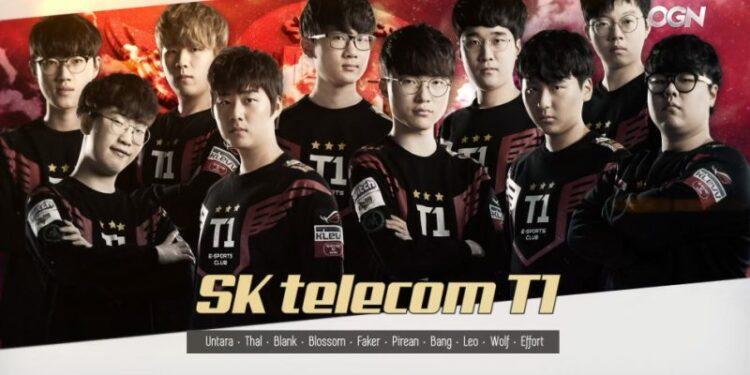 SKT Telecom T1