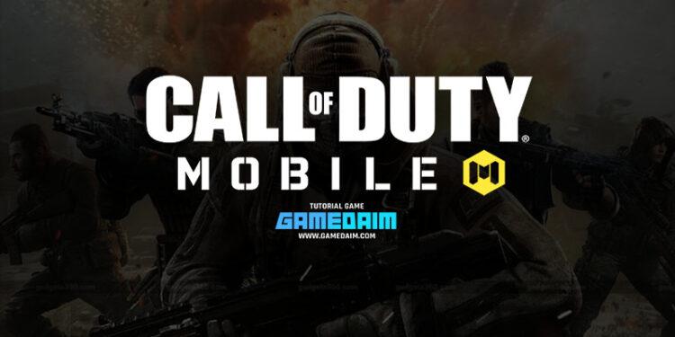 Settingan Sensitivitas Gyroscope Call Of Duty Mobile Terbaik Dari GOGOGOY Mode Battle Royale! Gamedaim
