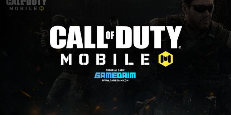 Settingan Sensitivitas Menembak Call Of Duty Mobile Terbaik Dari GOGOGOY Mode Battle Royale! Gamedaim