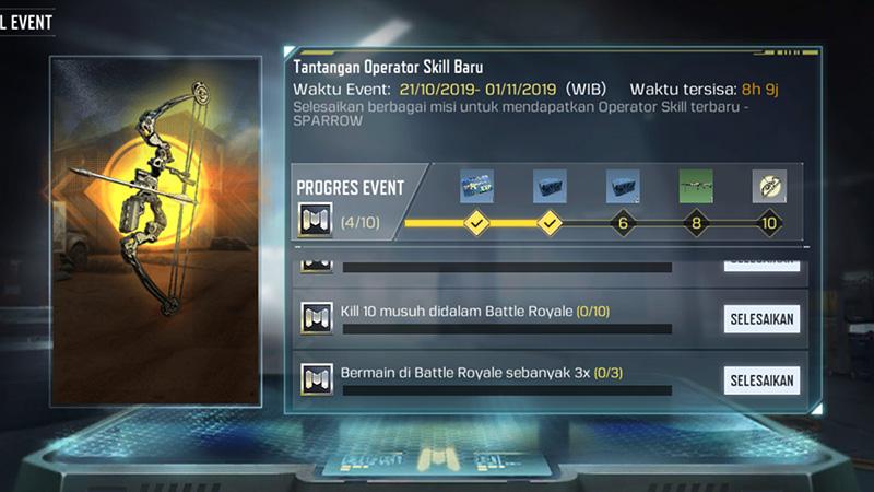 Begini Cara Mendapatkan Skin Gratis Di Call Of Duty Mobile Dengan Mudah 1 1