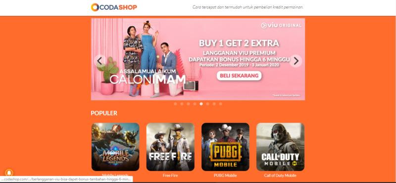 Begini Cara Top Up Cash Point (cp) Di Call Of Duty Mobile Dengan Mudah (update 2020) Coda Shop