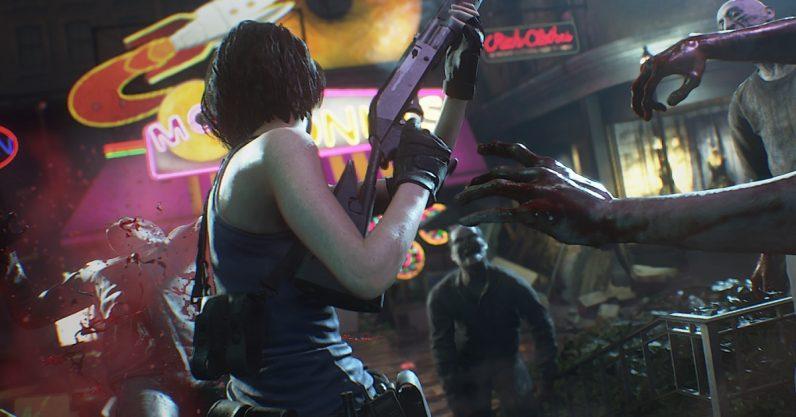 Bukan Tim RE2 Resident Evil 3 Remake Dikembangkan Studio Baru