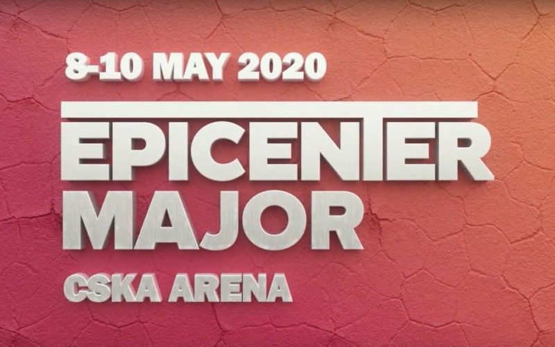 Dota2 EPICENTER Moscow Major