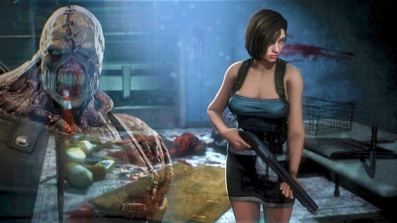 Resident Evil 3 Remake Tidak Akan Hadir Di The Game Awards 2019