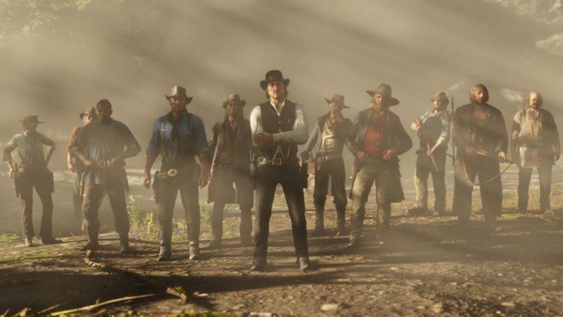 Satu Bulan Rilis Penjualan Red Redemption 2 Di Epic Games Store Masih Sangat Sedikit