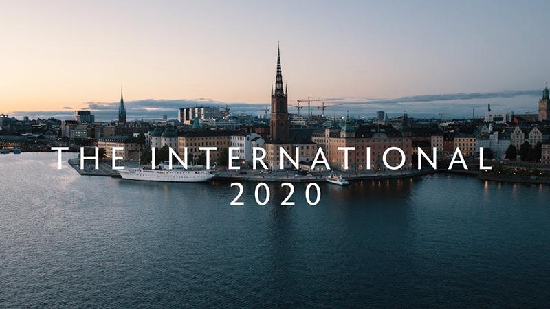 The International 2020 1