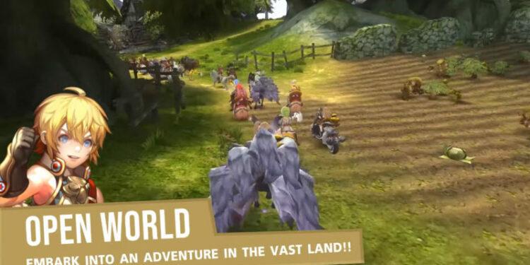 World Of Dragon Nest Resmi Akan Dirilis Bulan Januari 2020! Gd