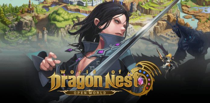 World Of Dragon Nest Resmi Akan Dirilis Bulan Januari 2020