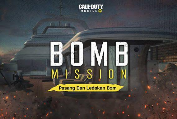 Loadout Senjata Terbaik di CoD Mobile - Mode Bomb Mission