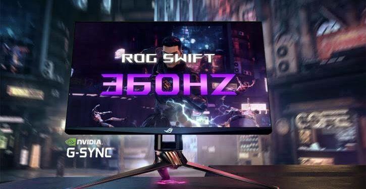 ASUS Rog Swift