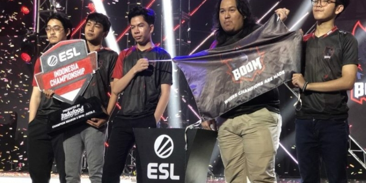ESL Indonesia