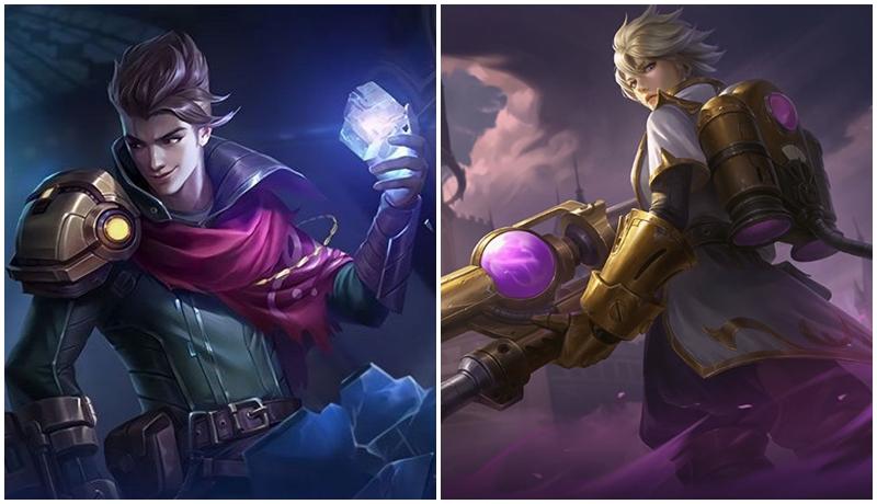 Hero Marksman Paling Mematikan Ranked Match Di Mobile Legends! Gamedaim