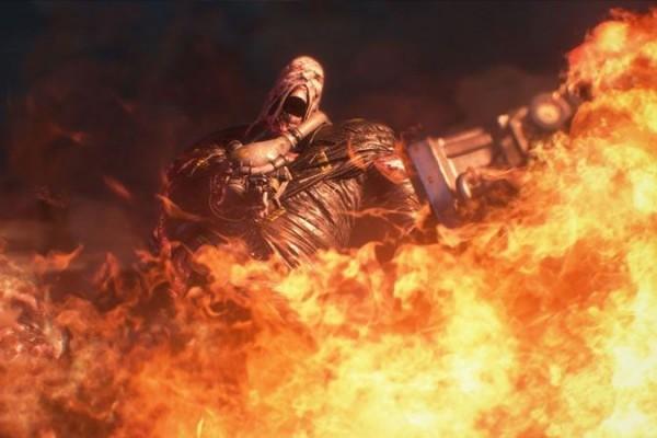 Nemesis Di Resident Evil 3 Remake Dipastikan Lebih Mengerikan