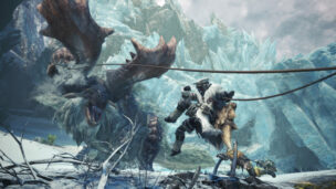 Penjualan Monster Hunter World Icerborne Tembus 4 Juta Kopi! Gamedaim