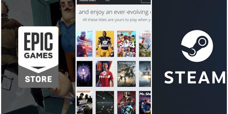 Platform Penjualan Game