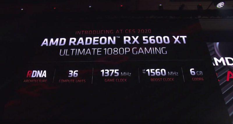 RX 5600 Xt 1