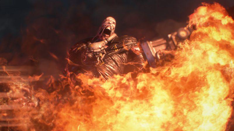 Resident Evil 3 Remake Sudah Rampung 90