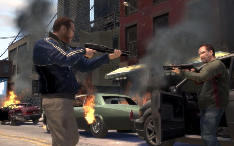 Rockstar Beri Alasan Kenapa Grand Theft Auto 4 Ditarik Dari Steam