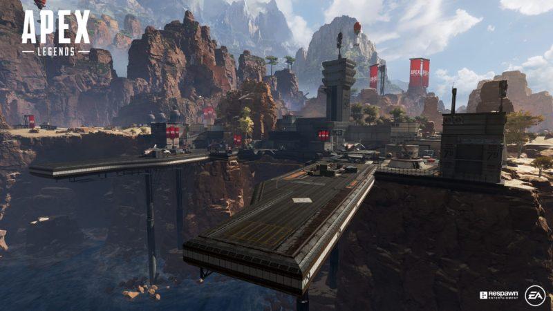 Seorang Traveler Bajak TV Bandara Untuk Bermain Apex Legends Di PlayStation 4