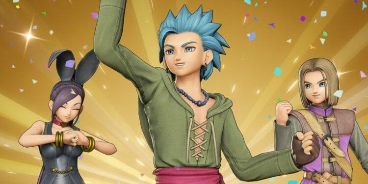 Square Enix Resmi Umumkan Dragon Quest XII Gamedaim
