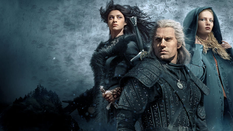 Tak Hanya Film Netflix Persiapkan Animasi The Witcher
