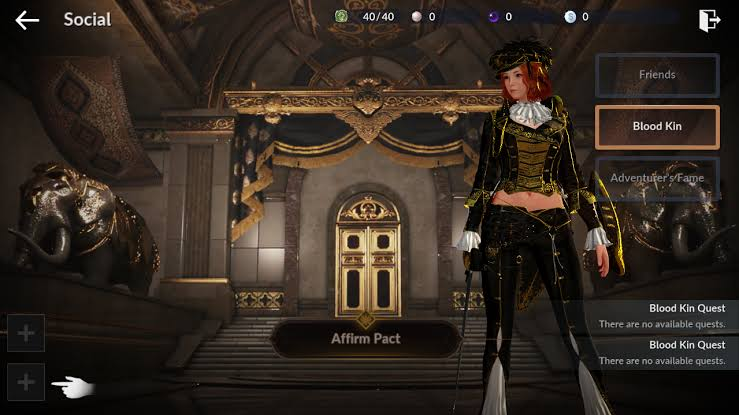 Tips Dasar Bermain Black Desert Mobile Quest