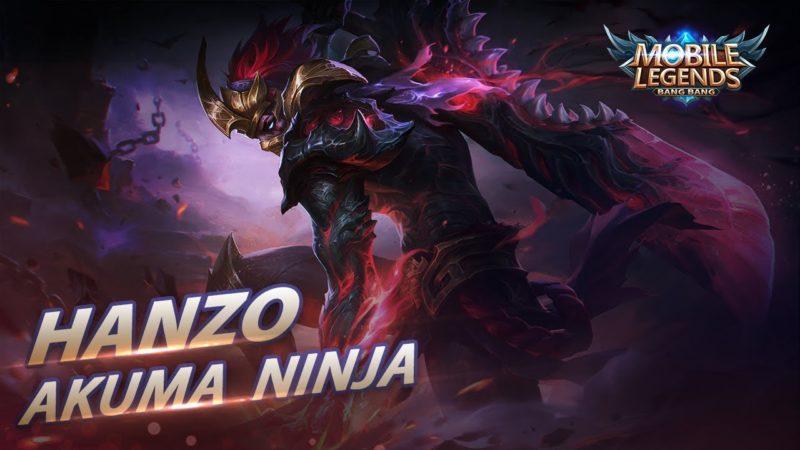 5 Hero Assassin Mobile Legends Terbaik Gampang Dapat MVP Hanzo