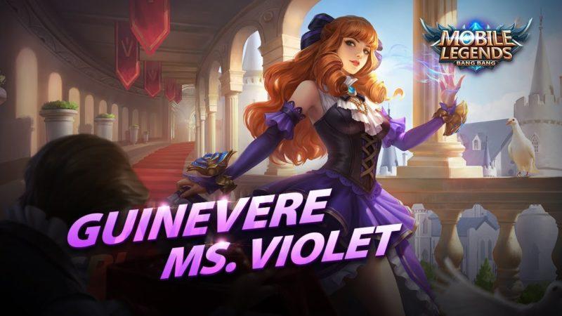 5 Hero Mage Mobile Legends Terbaik Mudah Dapat Savage Guinevere